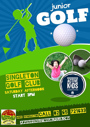 Copy of KIDS GOLF TOURNAMENT POSTER - Ma