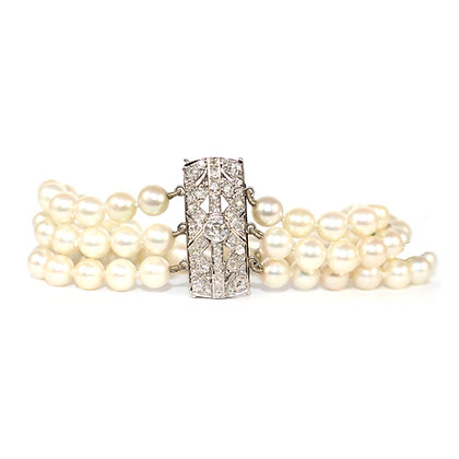 Art Deco Pearls