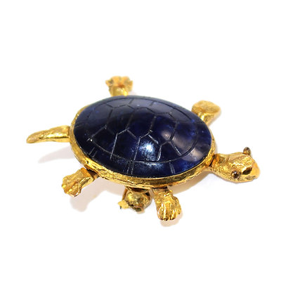 Turtle Brooch