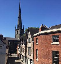 Shrewsbury Landscape