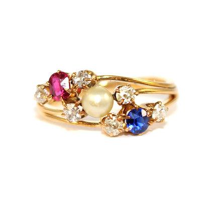 Victorian Jubilee Ring
