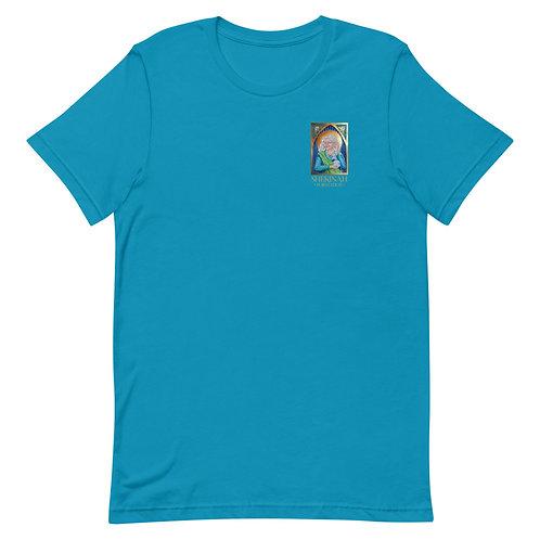 Shekinah Icon Short-Sleeve Unisex T-Shirt