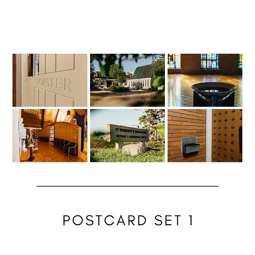 Postcard Set 1