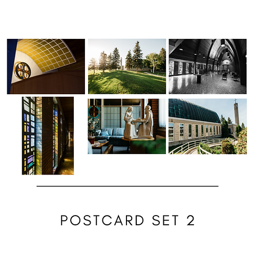 Postcard Set 2