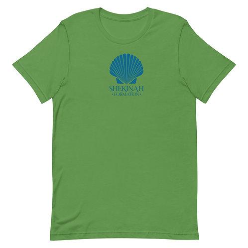 Shekinah Shell logo Short-Sleeve Unisex T-Shirt