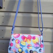 Messenger bag blueBubbles