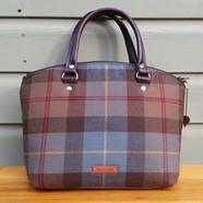 Handbag, Macleod tartan