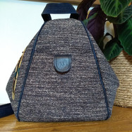Convertible backpack hobo bag