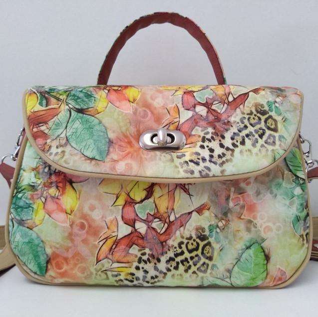 Hand bag grab bag Autumn
