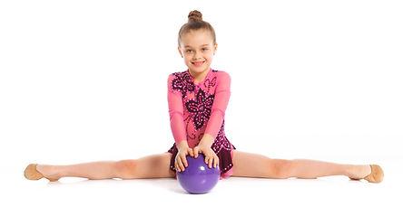 wenig Gymnast