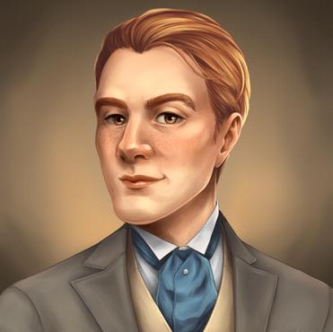 Portrait of an Original Character