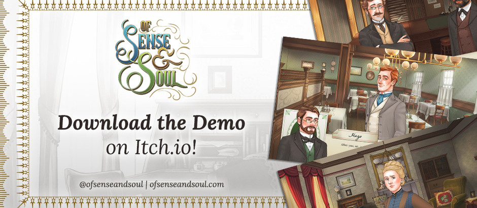 The Demo is Here!
