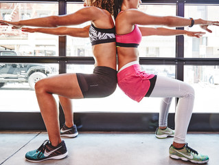 Split Squats VS Back Squats & Lunges : What's the difference?