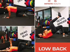 Lower Back Pain Rehab