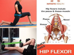 2 Quick Fixes: Hip Flexor Strain