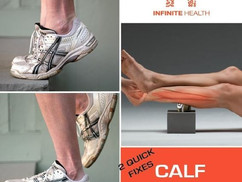 2 Quick Fixes: Calf Strain