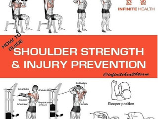How To Improve Your Shoulders and Avoid Injury