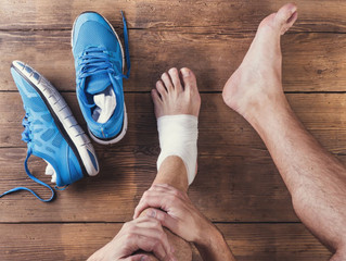 Most Common Injuries Series - Part 3 : Runners