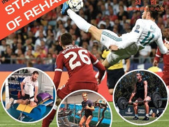 Stages of Sports Rehab