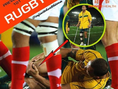 Injury Prevention 101: Rugby