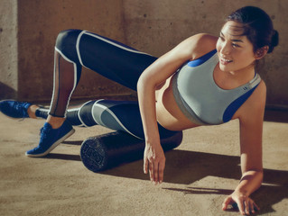 Getting Started with Foam Rolling