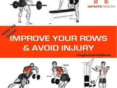How to Improve Your Rows and Avoid Injury