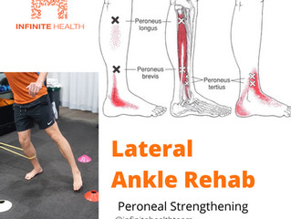 Lateral Ankle Rehab - Peroneal Strengthening