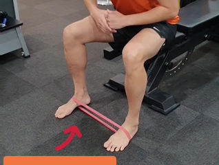 Strengthen Your Feet And Prime Those Arches!