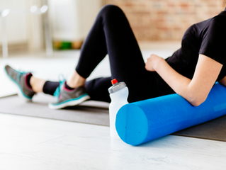 Foam Roller Mid-Back Mobility Routine
