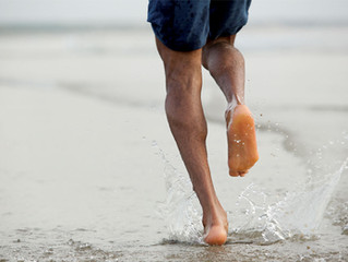 Barefoot Strength Training