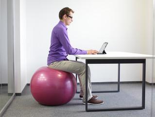Workplace Ergonomics Series - Part 3 : Standing desk/Task breaks