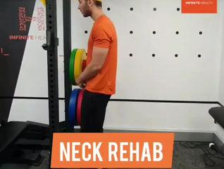 Neck Rehab: 6 Exercises