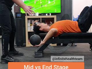 Shoulder Dislocation Rehab: Mid vs End Stage