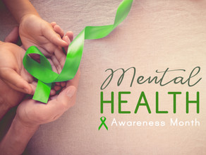 Mental Health Awareness Month: The Kids Are Not Alright