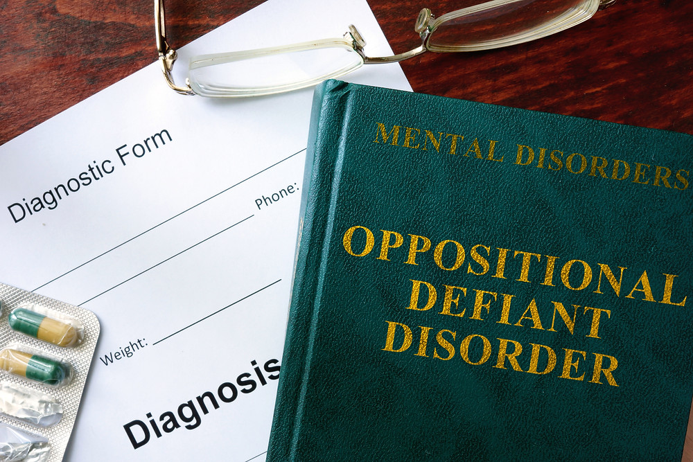 Book with Oppositional Defiant Disorder written. Represents the need for neurofeedback for ptsd houston texas. Also represents the need for emdr for teens katy, tx and family therapy in katy tx.