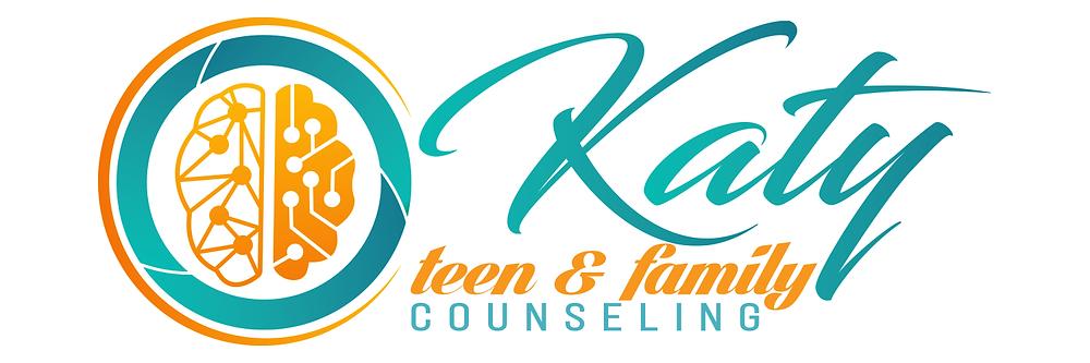 Logo Katy Teen and Family Counseling. Providing anxiety treatment katy, tx and teen treatment for shame houston, tx. Also providing neurofeedback counseling and therapy for teen athletes katy, tx 77494.