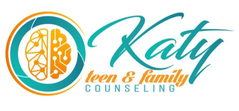 Logo for Katy Teen & Family Counseling. Providing teen counselor katy, tx and emdr therapy in katy, tx 77494.