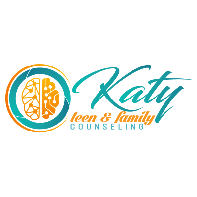 Logo for Katy Teen & Family Counseling. Providing teen cognitive behavioral therapy katy, tx. Also providing emdr for teens katy, tx and neurofeedback in katy, texas 77494.