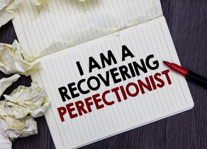 Tompkins High Teen Talks About the Pitfalls of Perfectionism.