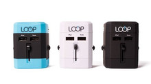 Client News: LOOP Electronics Announces Launch of New World  Adapter Plug on Amazon.com