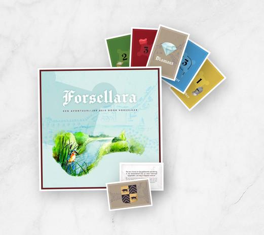 Coming Soon! Bordspel Forsellara voor gemeente Vorselaar