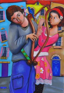 The Harpists