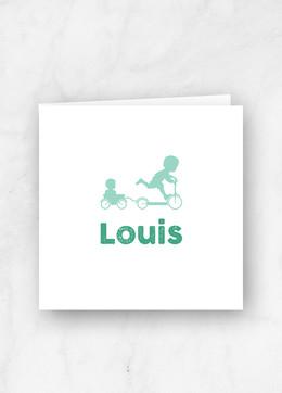 Geboorte Louis