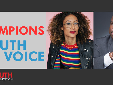 "Angelina to Emcee ""Champions of Youth Voice"" Awards Honoring Elaine Welteroth & Shawn"