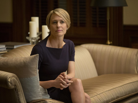 What Claire Underwood's Sheath Dresses Tell Us About Leadership