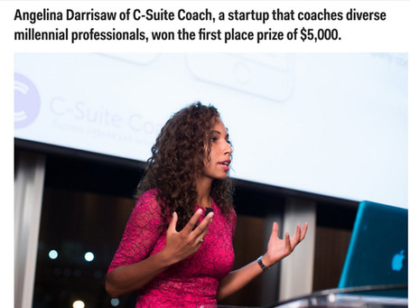 Business Insider and Uber Press Cover C-Suite Coach Win!