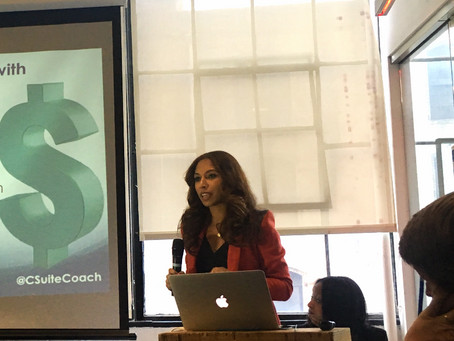 C-Suite Coach Competes for Cash: The Value of Pitching