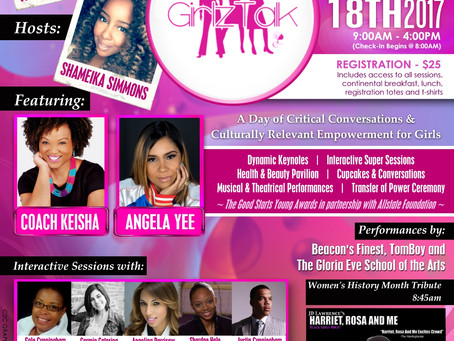 Returning To Hofstra U For Cedarmore Corp's GirlzTalk