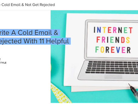 How To Get A Response From A Cold Call (Email)