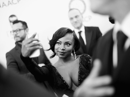 Angelina Chats With Power's Naturi Naughton About the Importance of Self-Love